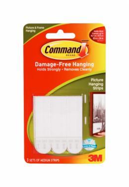 купить клейкая лента самоклеящиеся застежки 3м command