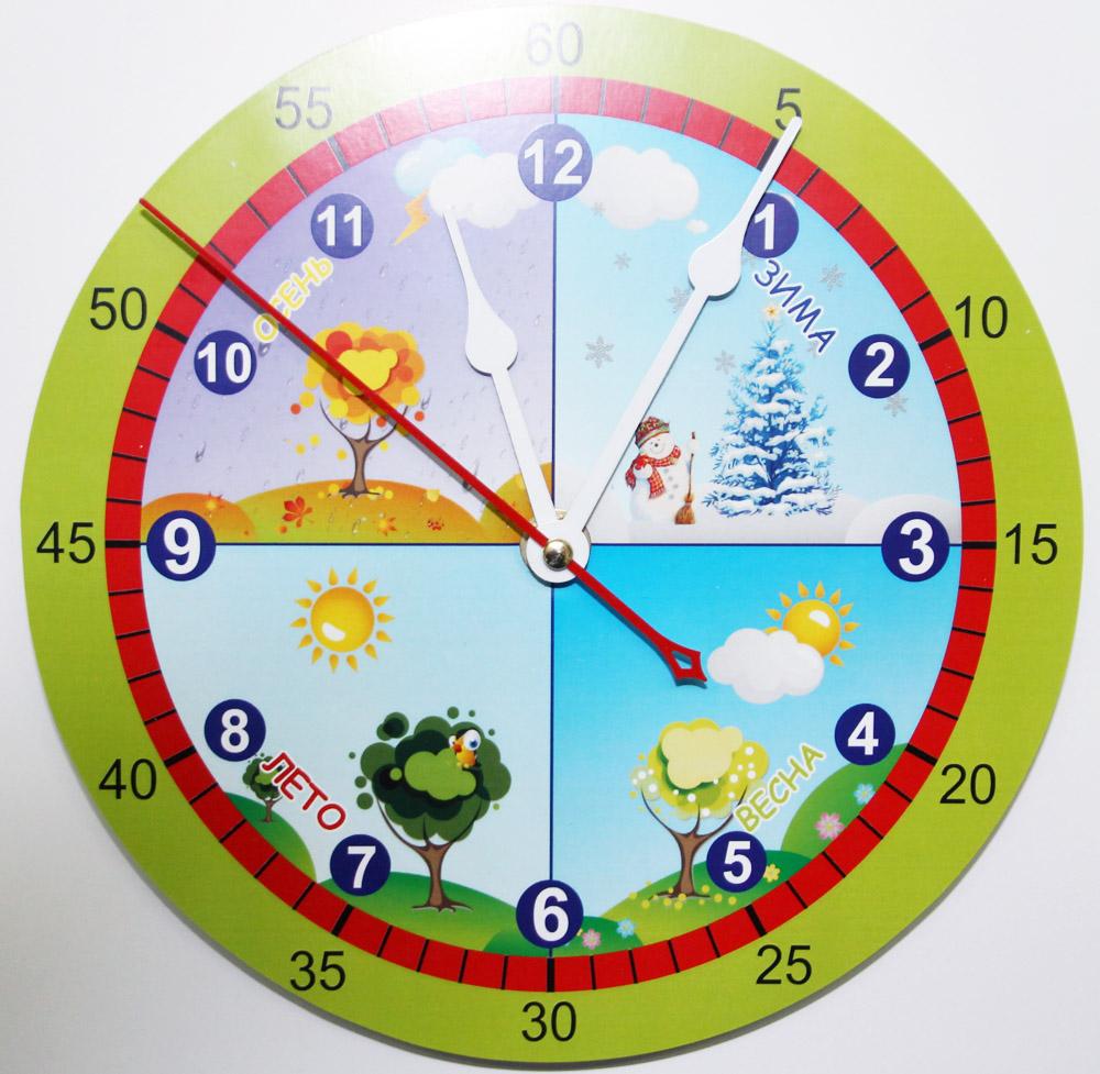 Круглые часы своими руками 516